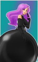 COMMISSION: Ballgown. I get it by WHPLEFCT