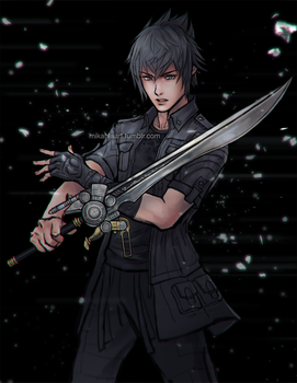 noctis by mikahla