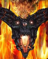 Balrog of Morgoth by Akuma1x