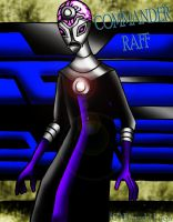 COMMANDER RAFF by TheDocRoach