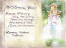 The Princess Zelda by ThePrincessZelda