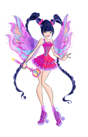 Winx: Musa Mythix by DragonShinyFlame