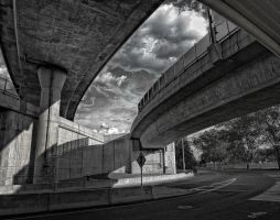 Under the Over by labba1