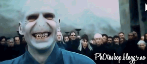 Voldemort Smiling GIF by EliasPotter