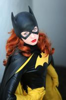 Barbara Gordon - Batgirl XIX by Knightess-Rouge