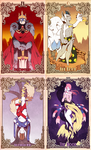 FC - Arcana Cards by Airanke
