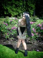 Gothic Garden - Welcome To My Dream by Mahafsoun