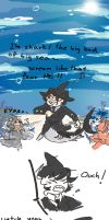 Big bad of Big sea by piyoaaa