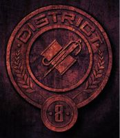 District 8 Seal by CaptainIggy