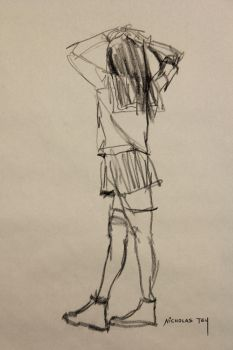 Life Drawing 2 by nictey