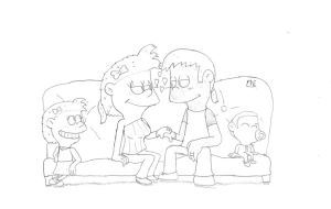 Marcels Family by MrNintMan