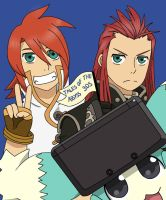 Tales of the Abyss 3DS by scmscmscm09