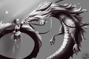 Spirited Away by Voxicon