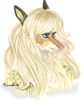 Comm: Pearled Beauty by MischievousRaven