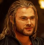 Prince of Asgard close up by the-infamous-padfoot