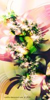 Passion of Flowers by Ludifico