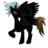 every time you post an alicorn OC I die inside by Wolferahm