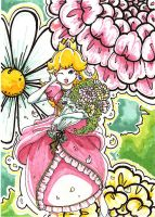 ++Peach+Peonies++ by blue-artemis