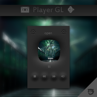 Player.GL - XWidget by tchiro