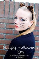 Happy Halloween 2011 by femketje