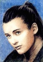 Cote de Pablo mini-portrait by whu-wei