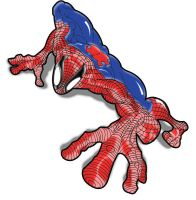 spiderman colores by agefox