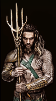 Aquaman Recoloured, Pentadent Completed by MessyPandas