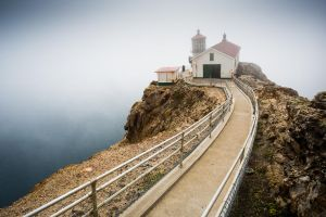 Point Reyes Light House by xelement