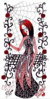 ..Gothic Queen of AgeZ.. by byJelme