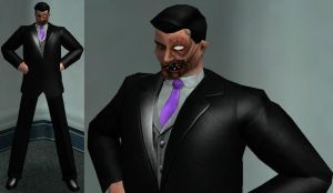 CoH: Two-Face by OrionSTARB0Y