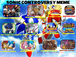 My Controversy of Sonic by 4xEyes1987