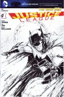 Batman sketchcover 2 by adelsocorona