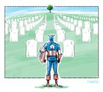 Captain America: For the Fallen -Memorial Day 2012 by mengblom