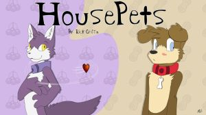 Housepets Wallpaper by Caelix-Andim