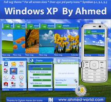 Windows XP By Ahmed by AhmedWorld