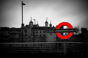 tower of london by Katyma