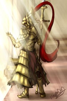 Ornstein by HayteDiv