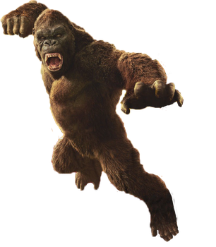 KONG png by Movies-of-yalli
