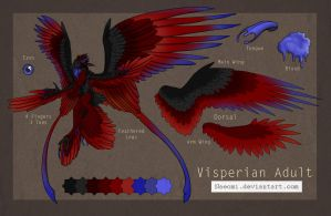 Visperian Adult 3 Adopt [FA Auction] [SOLD] by Naeomi
