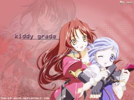 L: Kiddy Grade Wallp by The-LH-Word