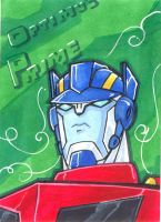 TF ATC - TFA Optimus Prime by plantman-exe