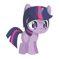 Filly Twilight Sprite by mini-deus