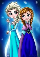 Frozen by AngelCrusher