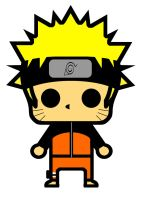 Chibi Naruto (edit) by DrSketch24