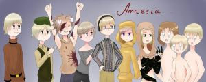 Request Amnetalia: the Pasta's descent by AskJenniferTheHuman