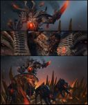 Ahriman final by FirstKeeper