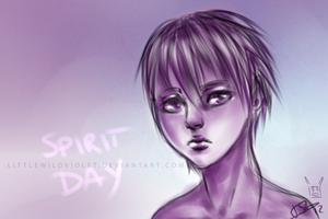 Spirit Day by littleWildviolet