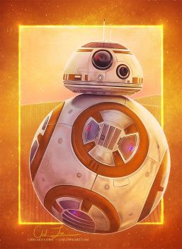 BB-8 by cmloweart