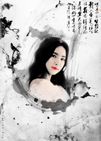 Chinese Ink by Hieu-Art