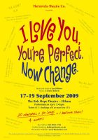 I Love You, Poster by legley